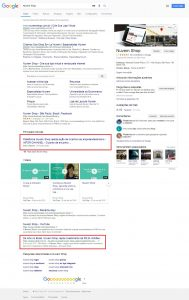 Nuvem Shop no Google